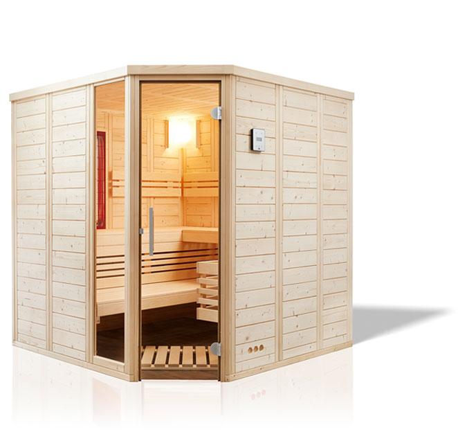 Urban Complete 209 Sauna
