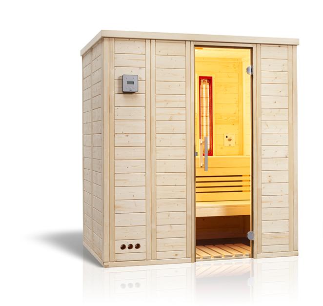 Vitalis 184 Complete Sauna