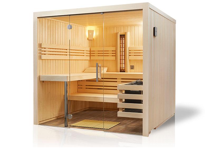 Opal Espe Sauna